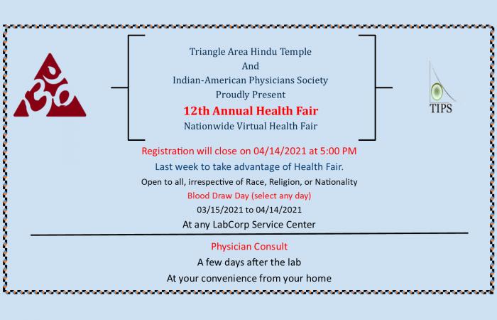 Health Fair 2021
